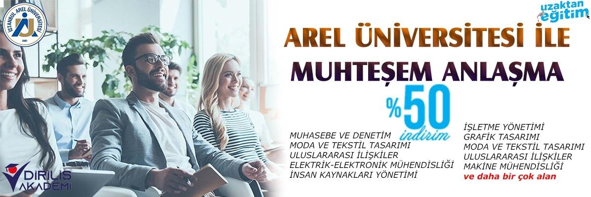 Arel Üniversitesi Tüm Tezsiz Yüksek Lisanslar