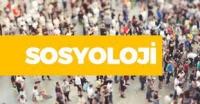 Sosyoloji Tezli Yüksek Lisans
